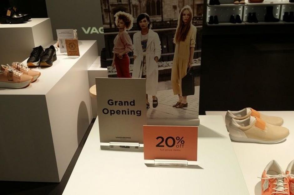 Vagabond otworzył trzeci salon w Warszawie