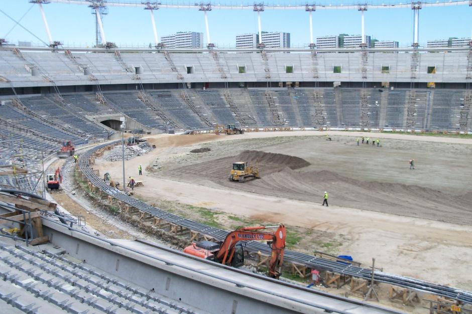 Stadion Śląski coraz bliżej zakończenia modernizacji