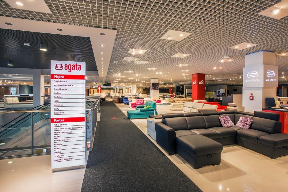 Największy sklep sieci Agata ruszy jesienią