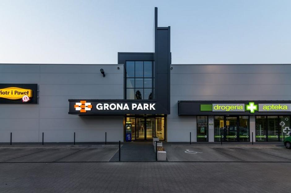 Najemcy polubili Grona Park