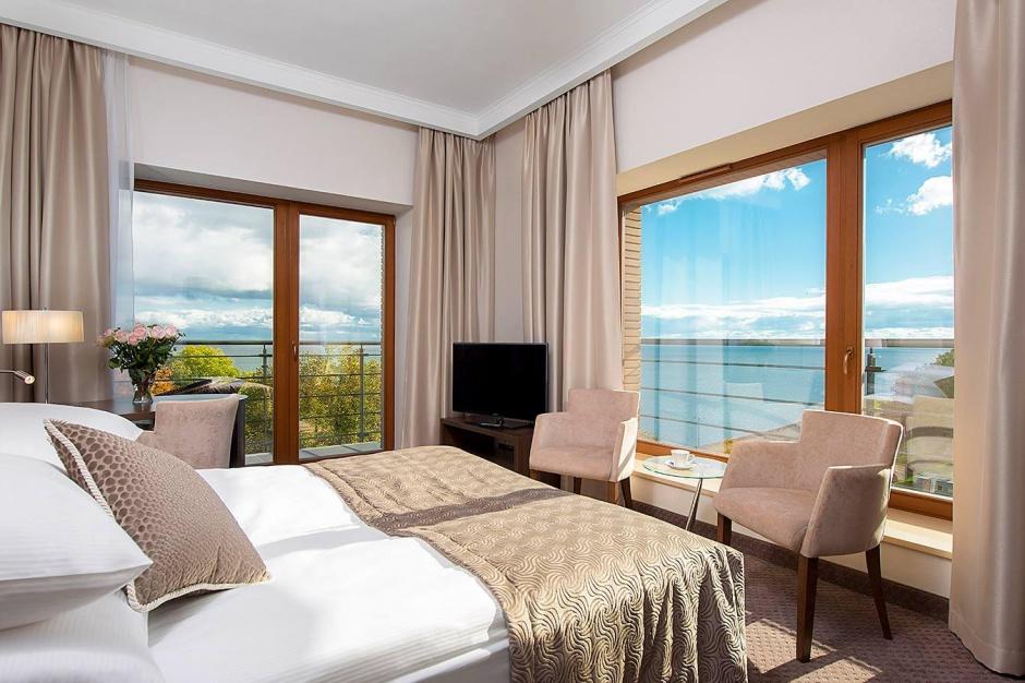 Nadmorski hotel i ośrodki wypoczynkowe do wzięcia