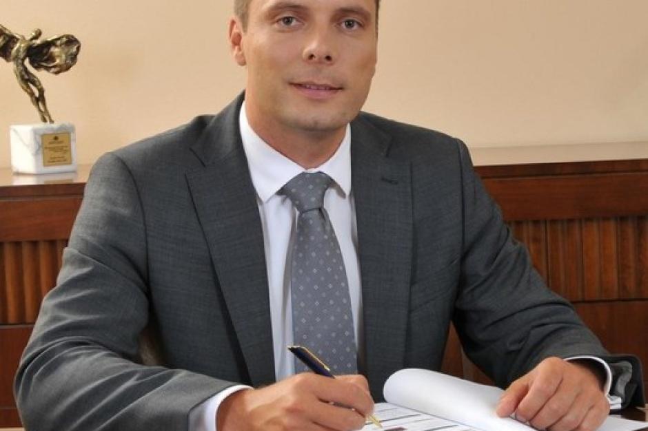 Nowy wiceprezes Gino Rossi