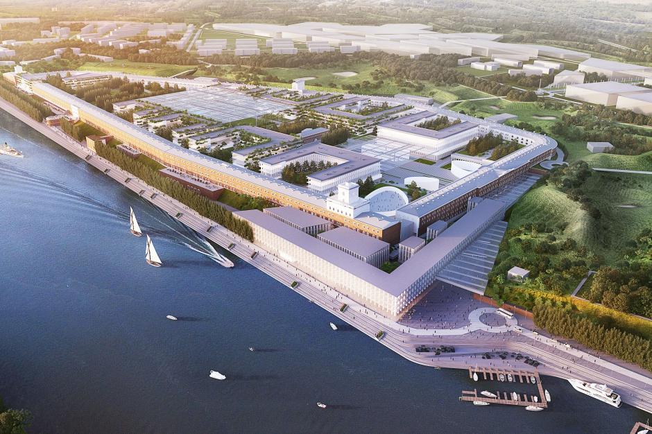 Gigantyczna inwestycja w Modlinie. Smart City za ponad miliard