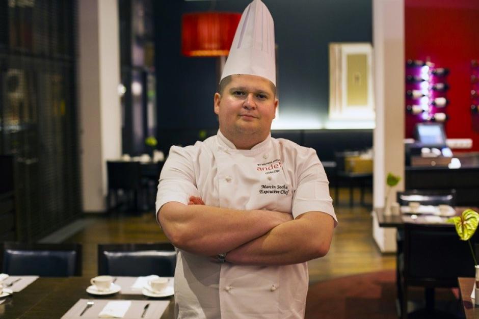Krakowski hotel z nowym szefem kuchni