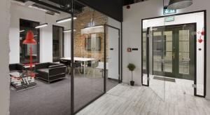 Najemcy polubili industrialny charakter biurowych wnętrz