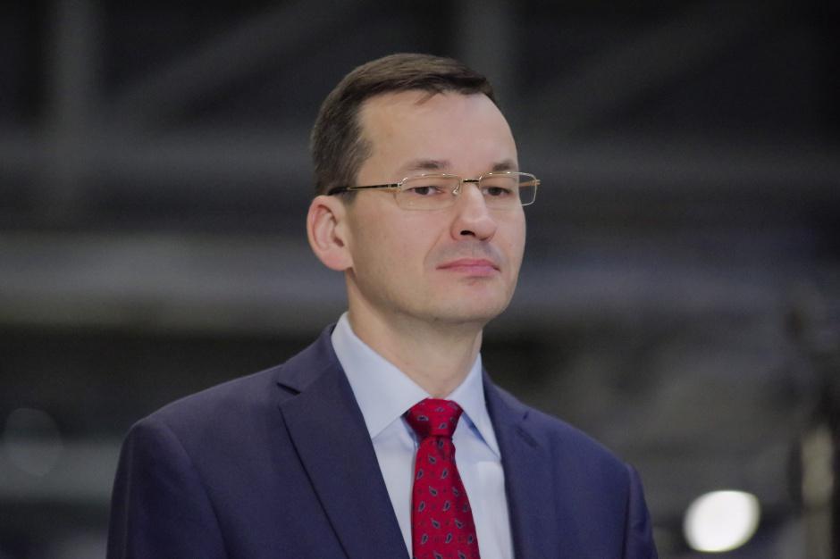 Premier Morawiecki: Budynki komercyjne muszą spełniać standardy, które będą zapewniały łatwiejsze życie