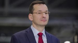 Premier Morawiecki: przestawiliśmy zwrotnicę rozwoju