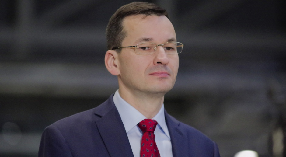 Morawiecki: projekt specustawy ws. tarczy antykryzysowej jest gotowy