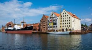 Wyspa Spichrzów - tu powstaje nowy Gdańsk