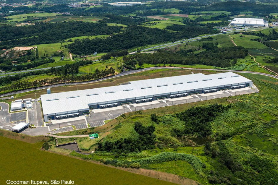 Goodman przejmuje stery w Brazylii