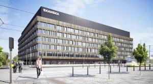 Skanska rozpoczyna budowę Nowego Centrum Łodzi