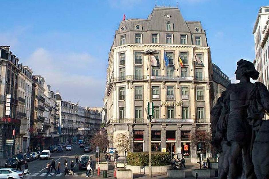 Marriott znosi opłaty za anulowanie rezerwacji w Brukseli