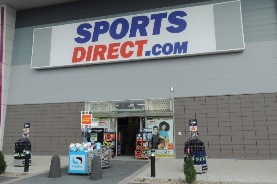 Nr 9: Sports Direct - 11 sklepów