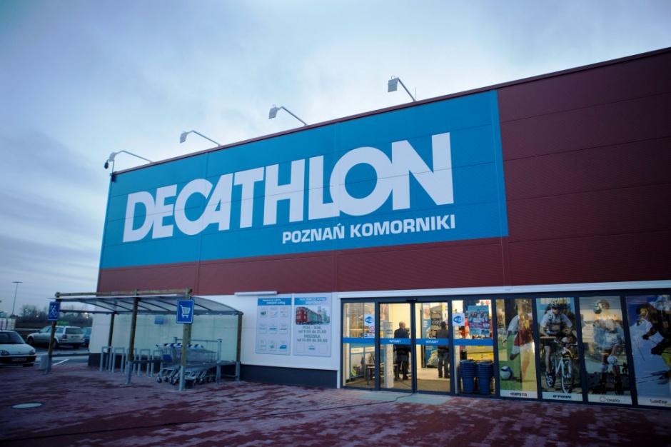 Decathlon przyłącza się do pomocy medykom