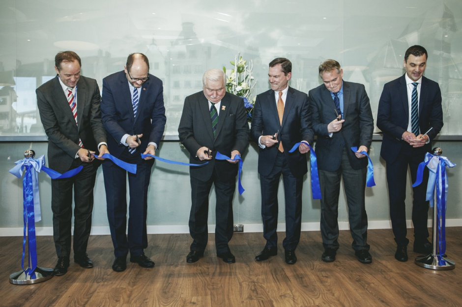 Nowe biuro State Street już otwarte. Zobacz zdjęcia