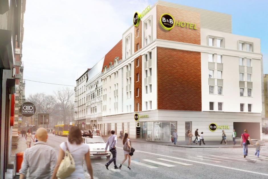 Branża hotelowa w Katowicach rośnie w siłę