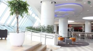 Wrocławska galeria chce zapewnić klientom więcej relaksu