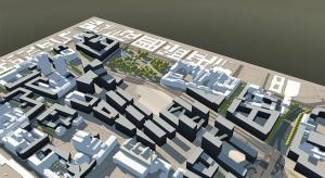 Ruszyły prace pod największy biurowiec w Nowym Centrum Łodzi