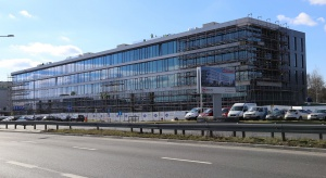 Bronowice Business Center na finiszu