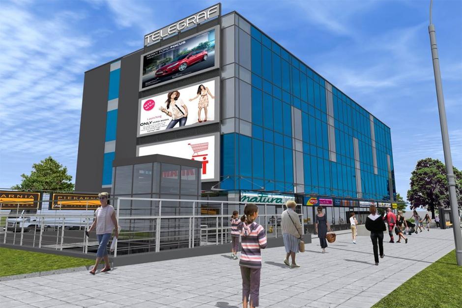 Handel i biura w centrum Kielc. Powstaje nowa kameralna galeria