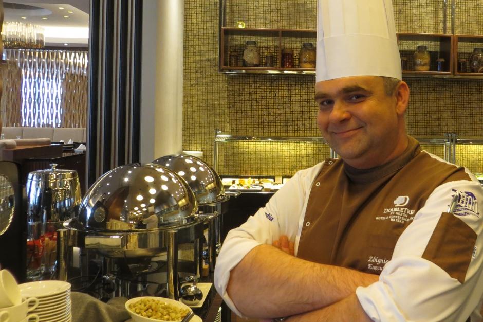 Nowy szef kuchni w DoubleTree by Hilton Warsaw