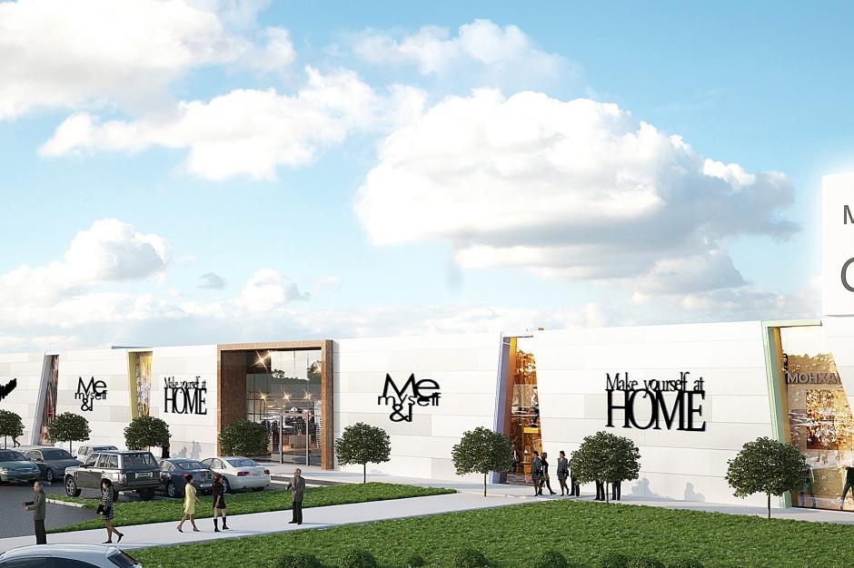 Powstał projekt pierwszego outletu w Bydgoszczy