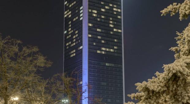 Sphinx w kultowym warszawskim hotelu