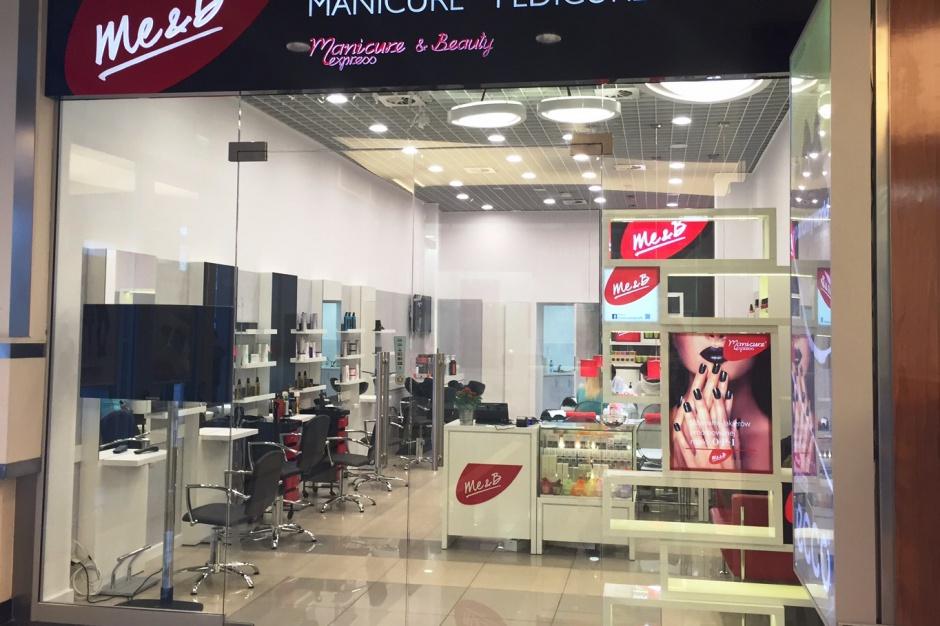 Salon manicure w poznańskiej Plazie