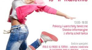 Taneczny weekend w Poznań City Center