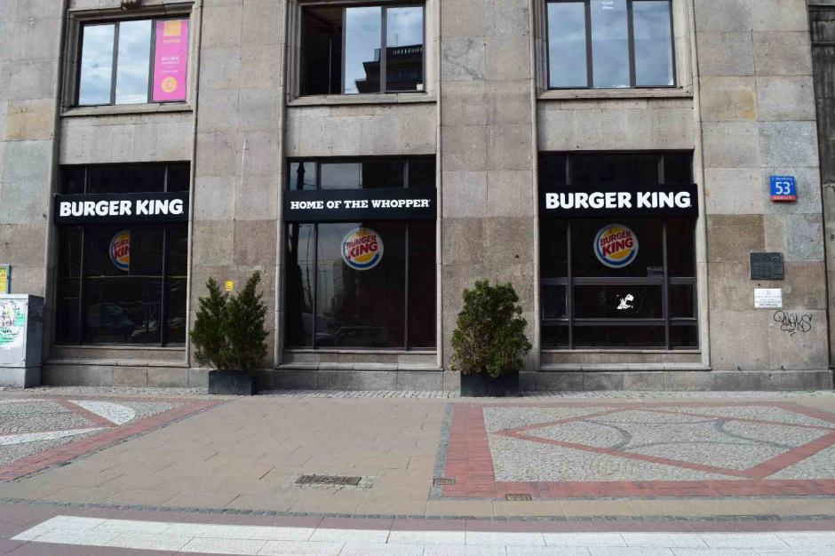 Fast food nie rezygnuje z ekspansji