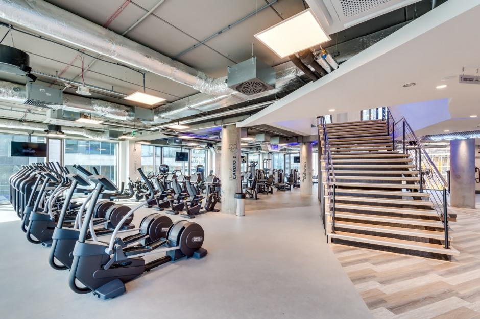 Kluby fitness podbijają Polskę