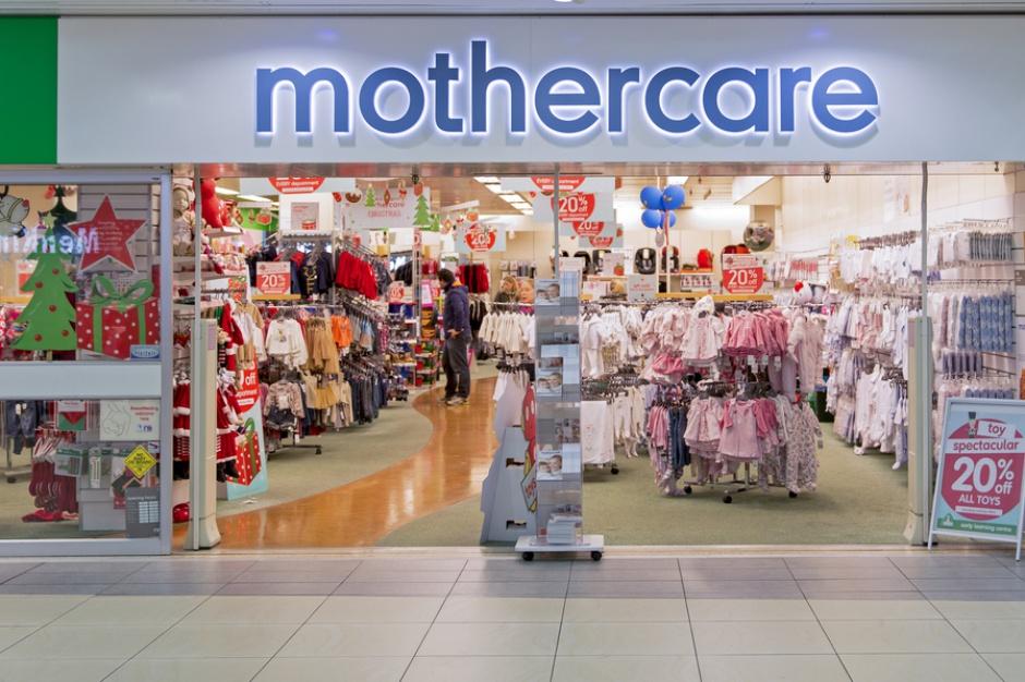 Mothercare żegna się z Polską