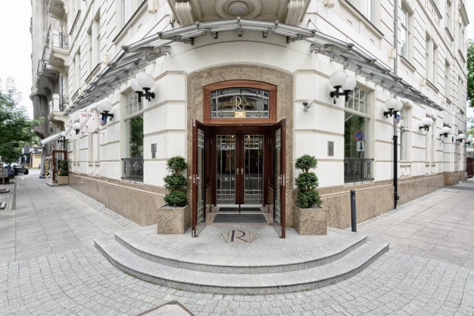 Warszawski hotel Rialto urośnie