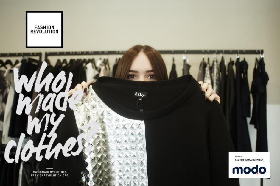 Fashion Revolution w warszawskim CH Modo