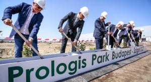 Prologis startuje z budową nowego obiektu spekulacyjnego