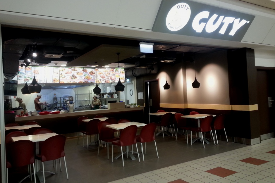 Czeska marka, kuchnia azjatycka, centrum w Polsce