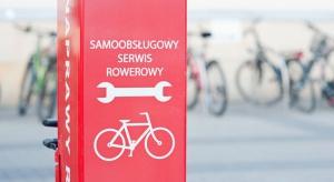 Wola Park frontem do rowerzystów