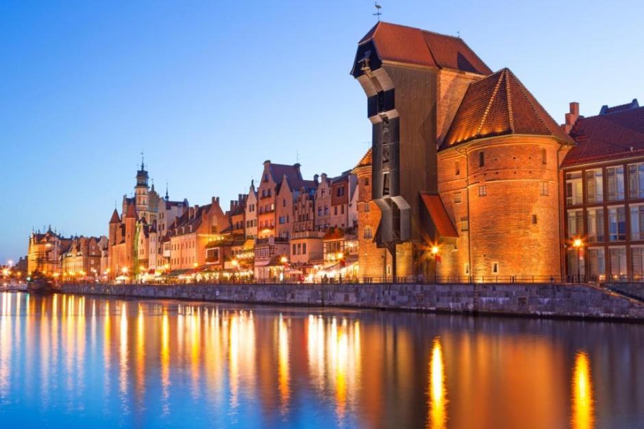 Pływające hotele - nowa inwestycja na Motławie