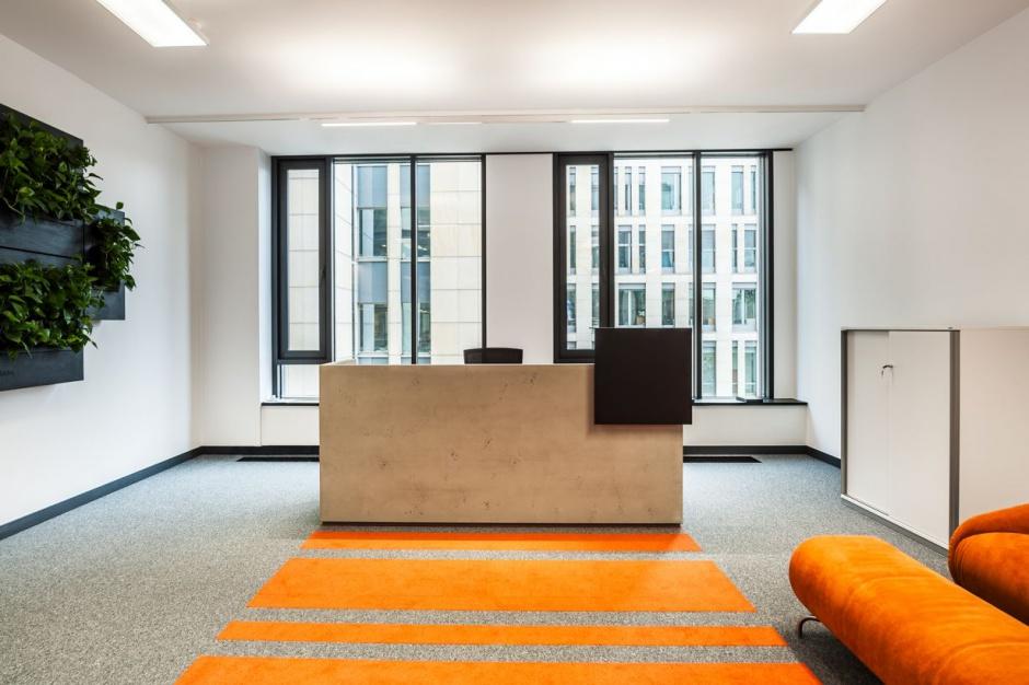 Astoria Premium Offices od wewnątrz