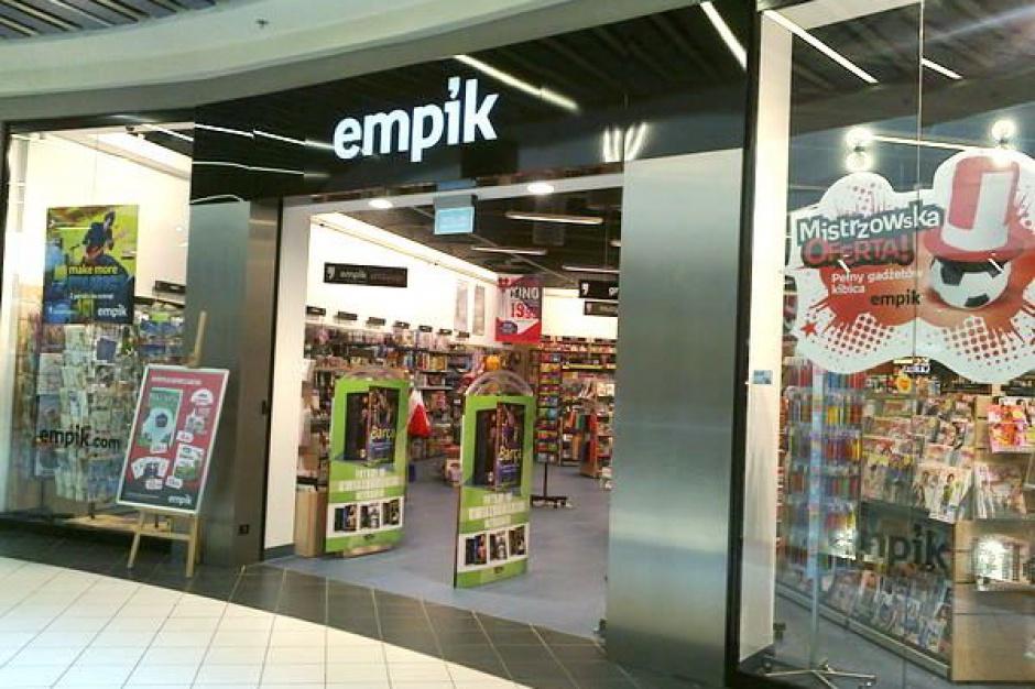Notowania Empik Media & Fashion na GPW zawieszone