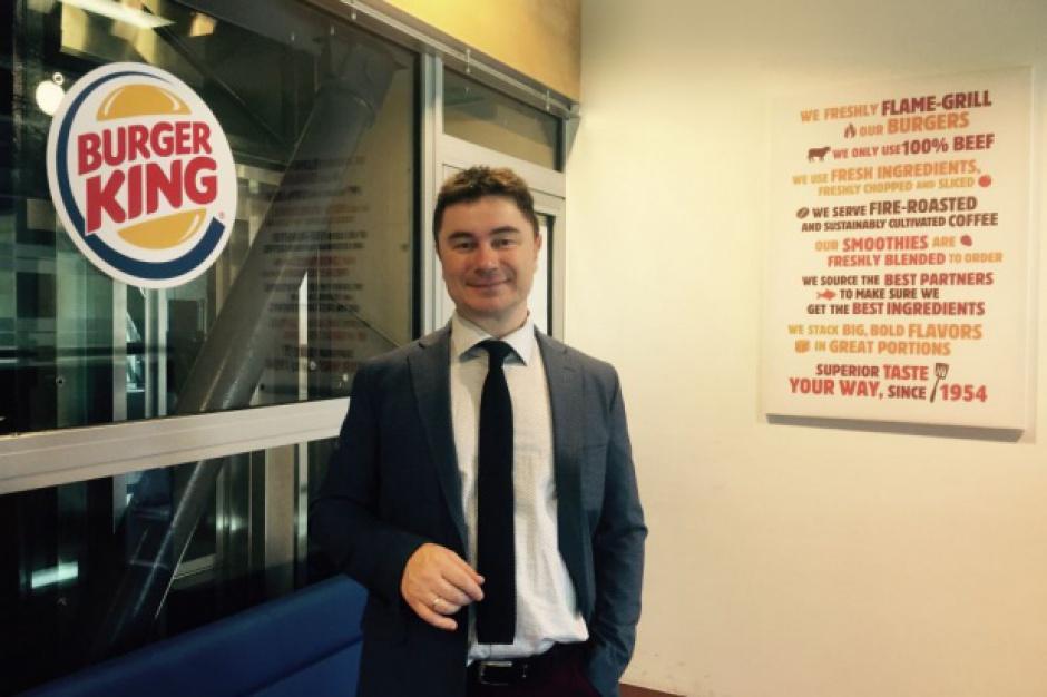 Burger King ma wielkie plany wobec Polski