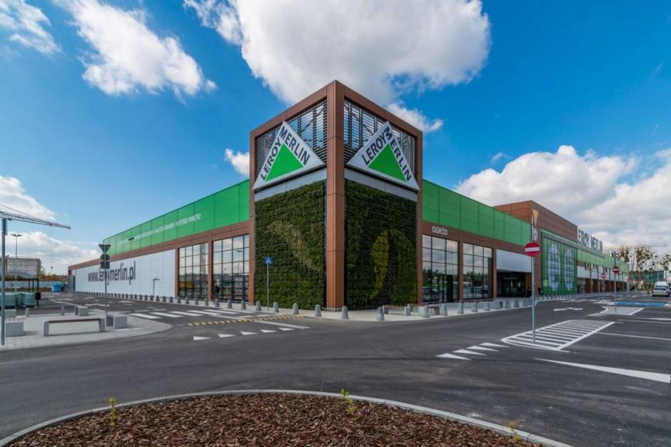 Gigamarket Leroy Merlin w nowej lokalizacji