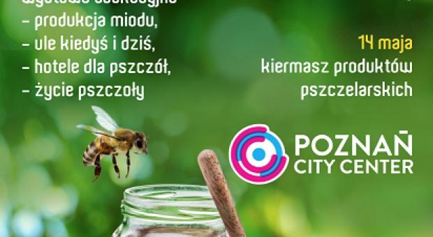 Pszczelarska atmosfera w Poznań City Center