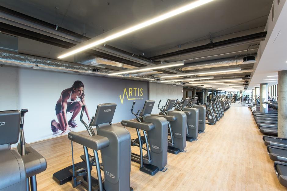 Ekskluzywny klub fitness w Royal Wilanów