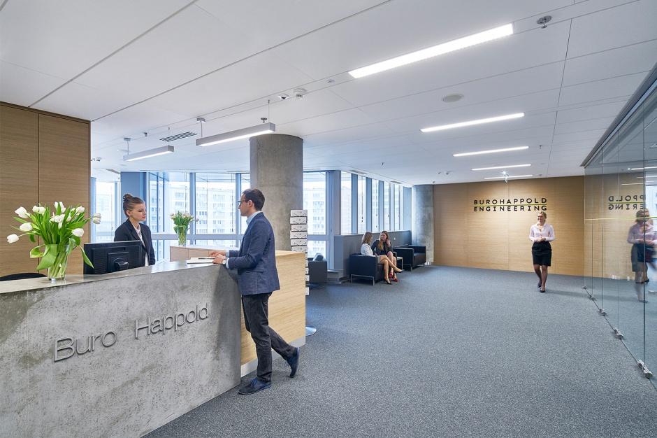 Biuro jak żywe laboratorium. Specjaliści od projektowania w nowej siedzibie