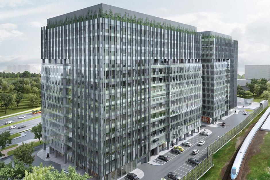 Office Hub wybrał nowy warszawski biurowiec. Lokalizacja największym atutem