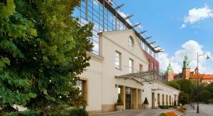 Sheraton Krakow Hotel w elitarnym gronie