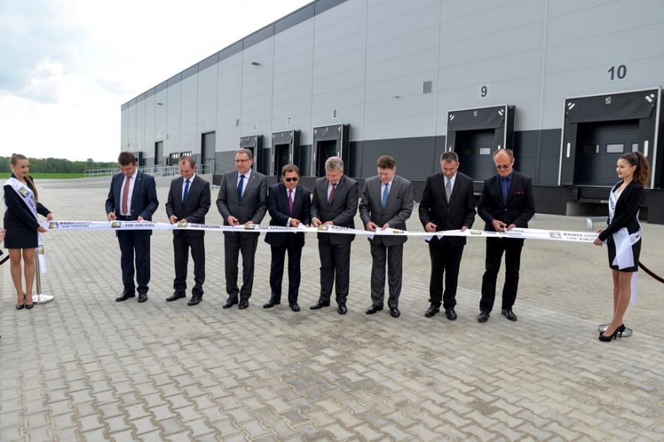 Logistyczna brama na wschód oficjalnie otwarta