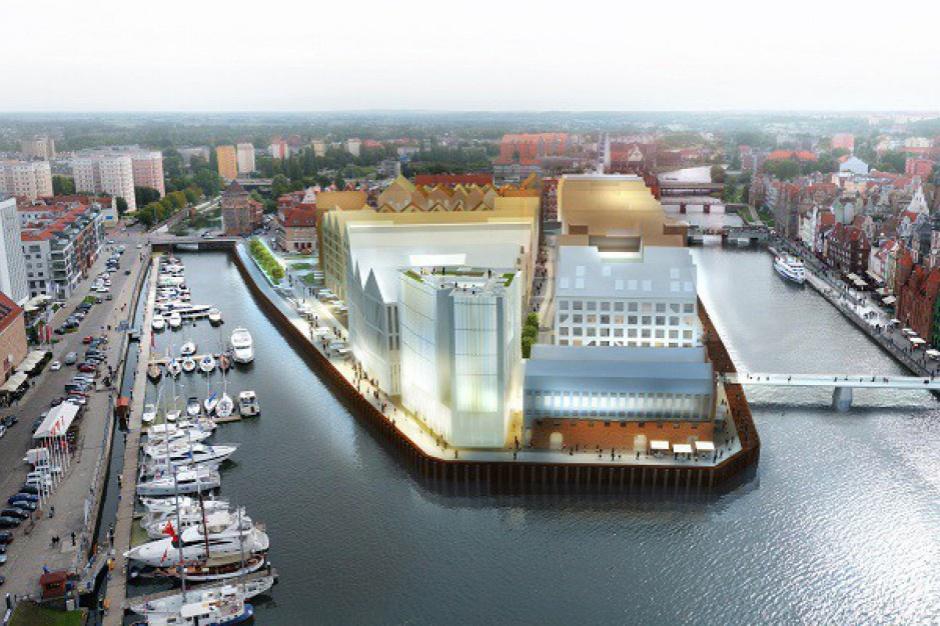 Ruszyła budowa Deo Plaza na Wyspie Spichrzów