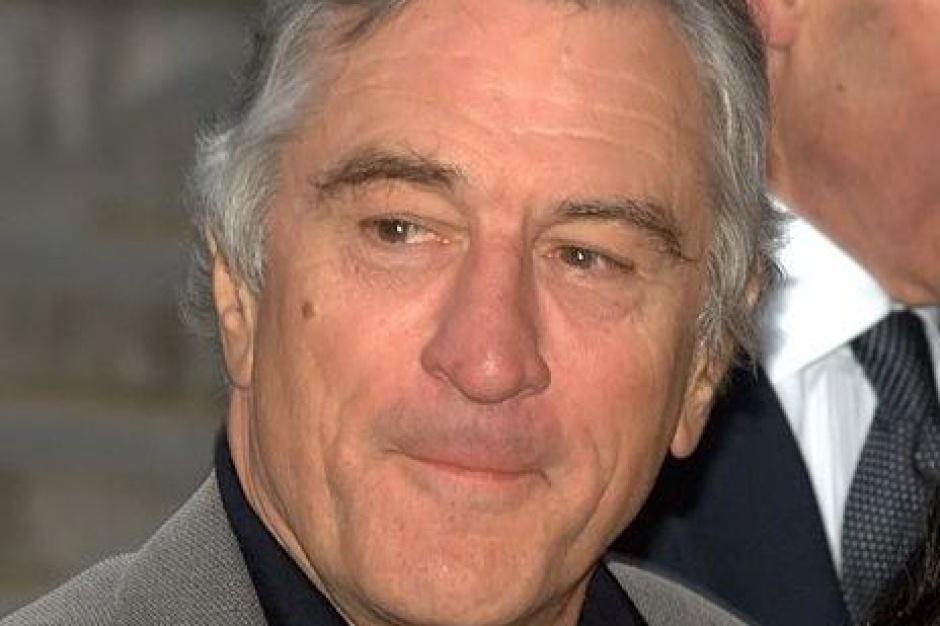 Robert De Niro robi karierę w... hotelarstwie
